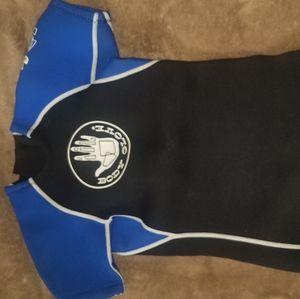 Kids Body Glove wetsuit
